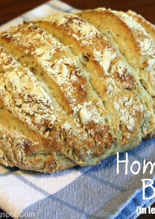 Simply Homemade Bread