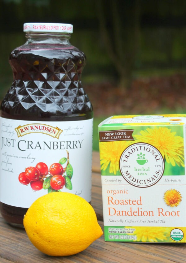 Detox H20 and Weight Loss Plan