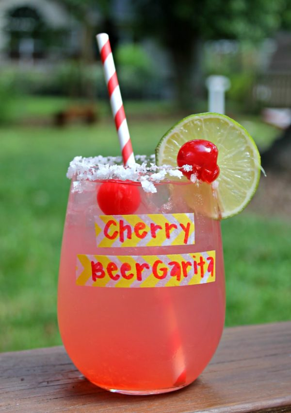 Cherry Beergaritas