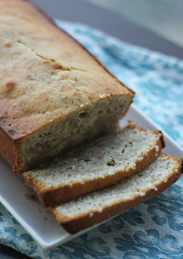 The Yummiest Banana Bread