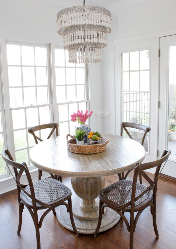 Home Tour: Breakfast Nook