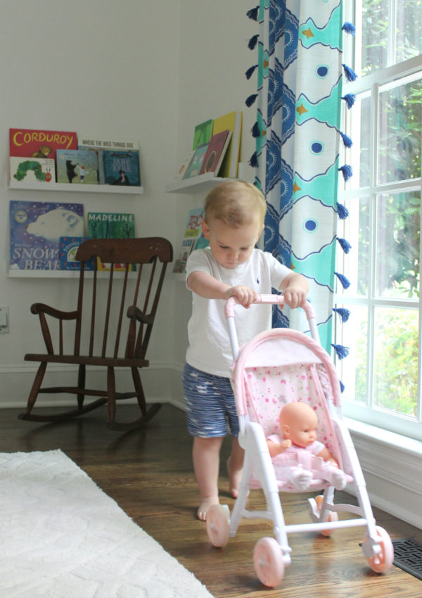 Home Tour: The Playroom