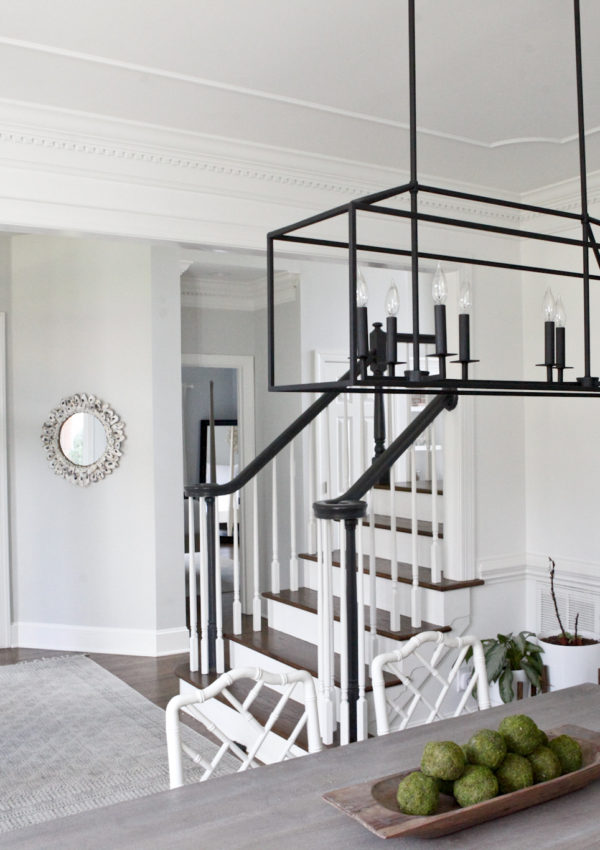 Home Tour: The Foyer