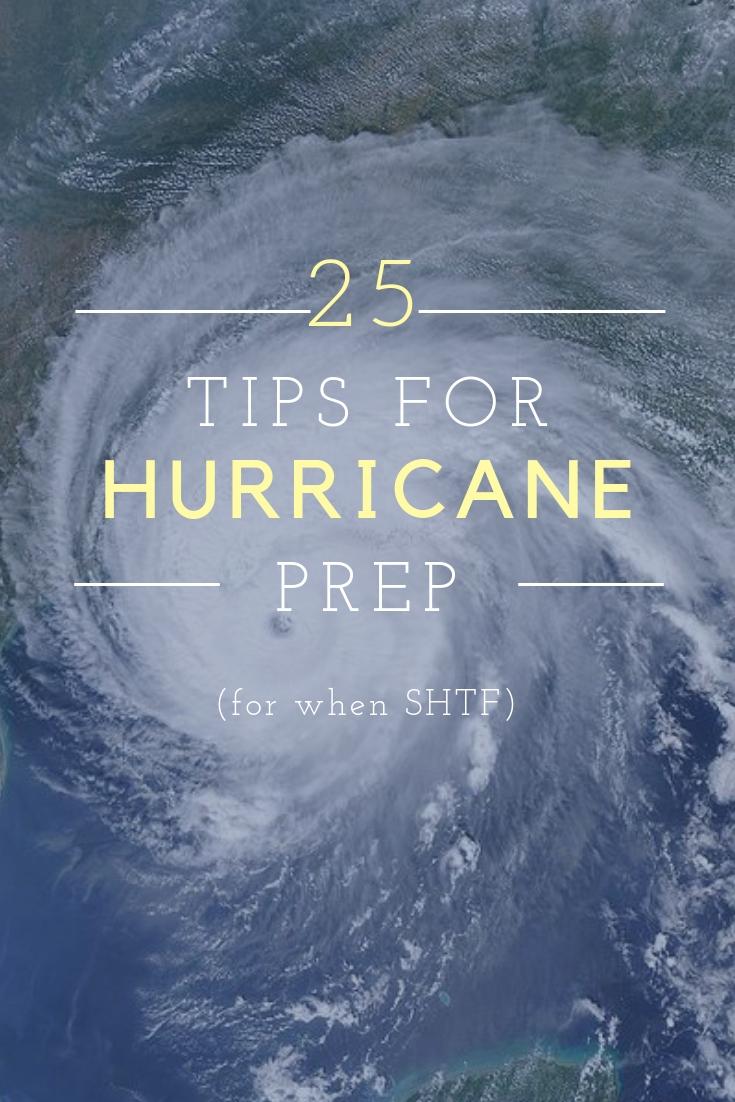 Tropical Cyclone Prep