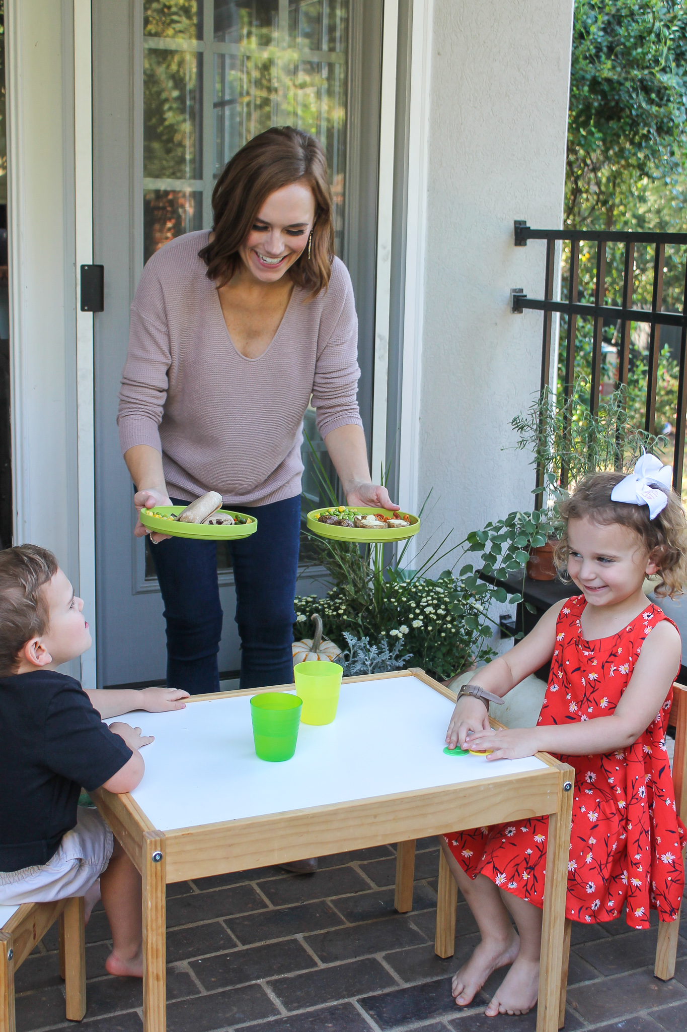 Toddler & Kid-Friendly Meals