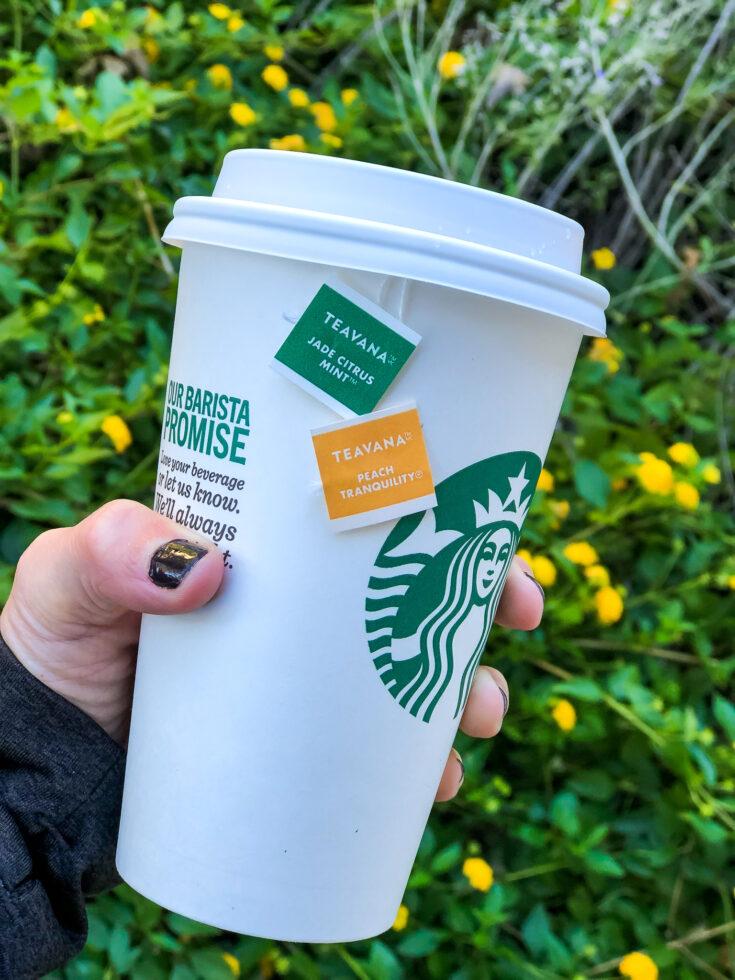 Starbucks Medicine Ball Miracle Brew