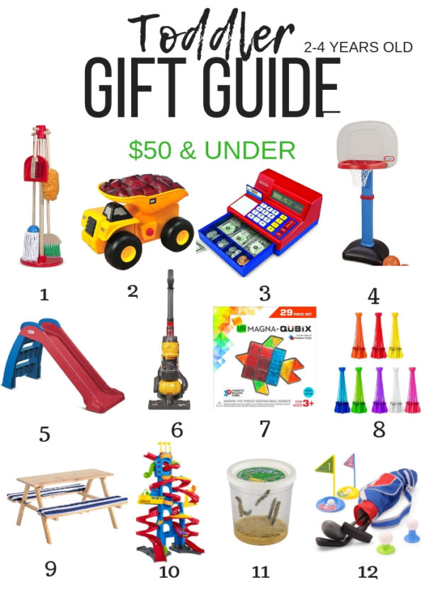 The Ultimate Toddler Gift Guide
