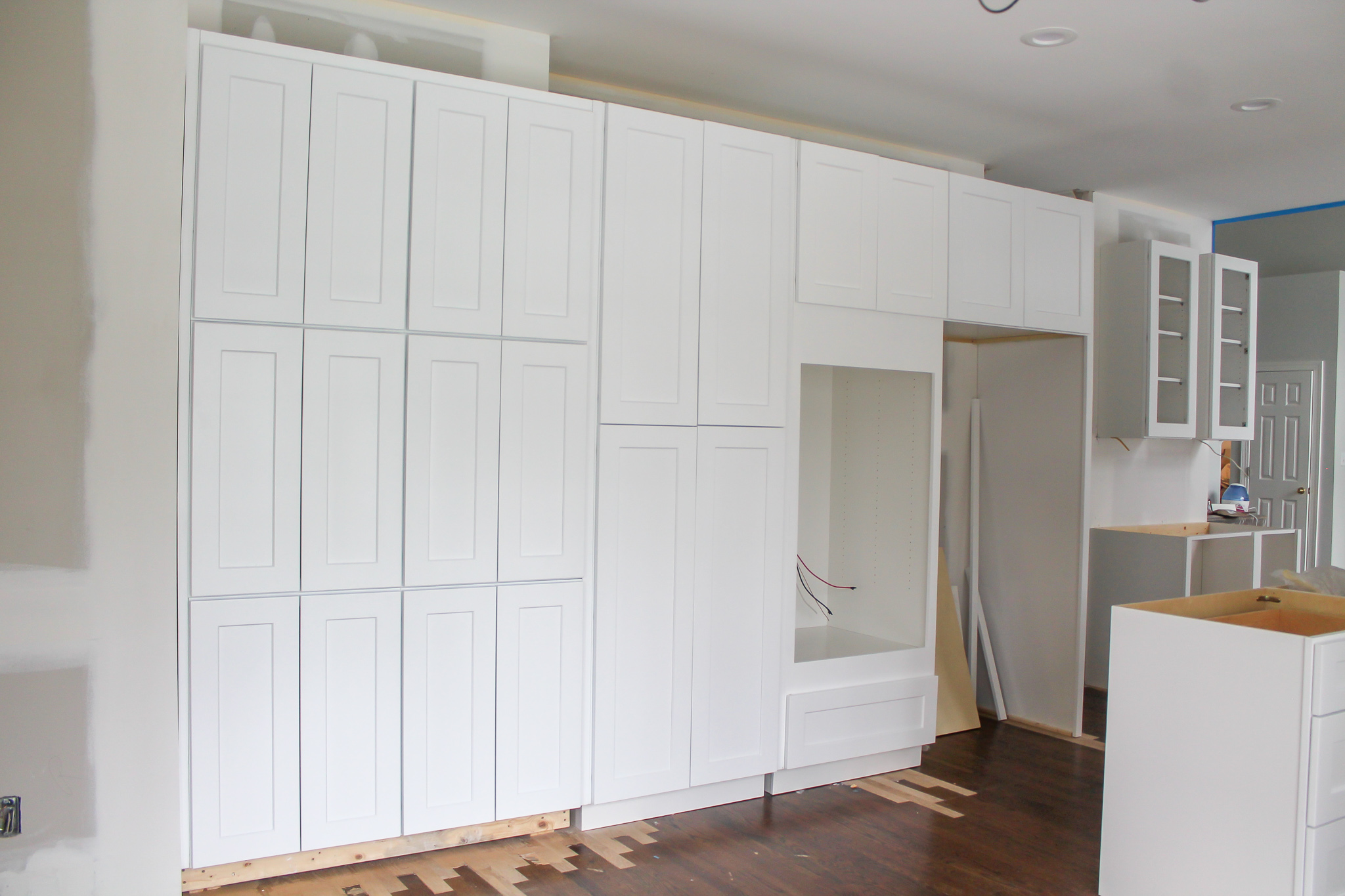 Our Kitchen Reno: The Cabinetry & Kitchen Organization