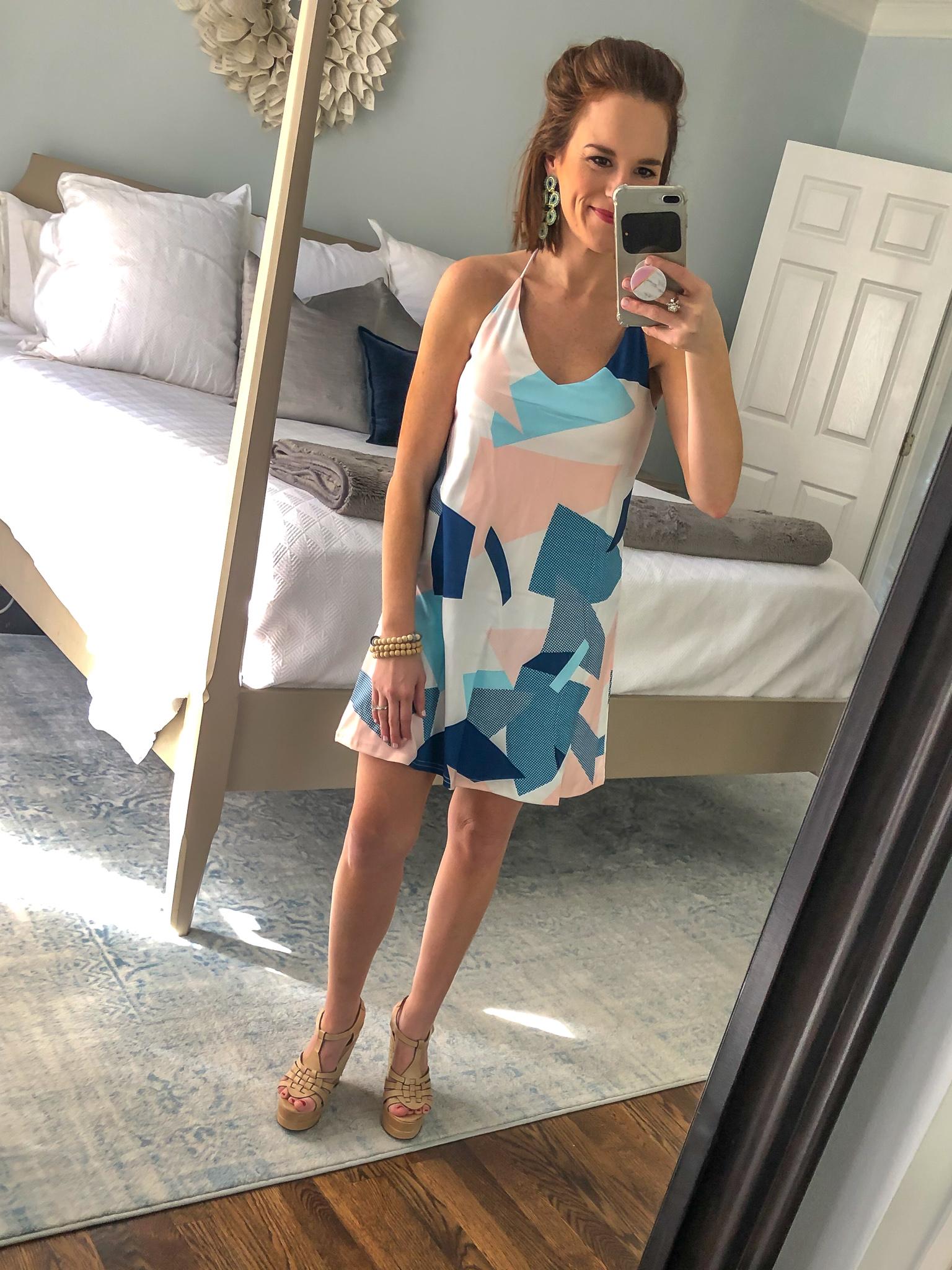 spring dress amazon