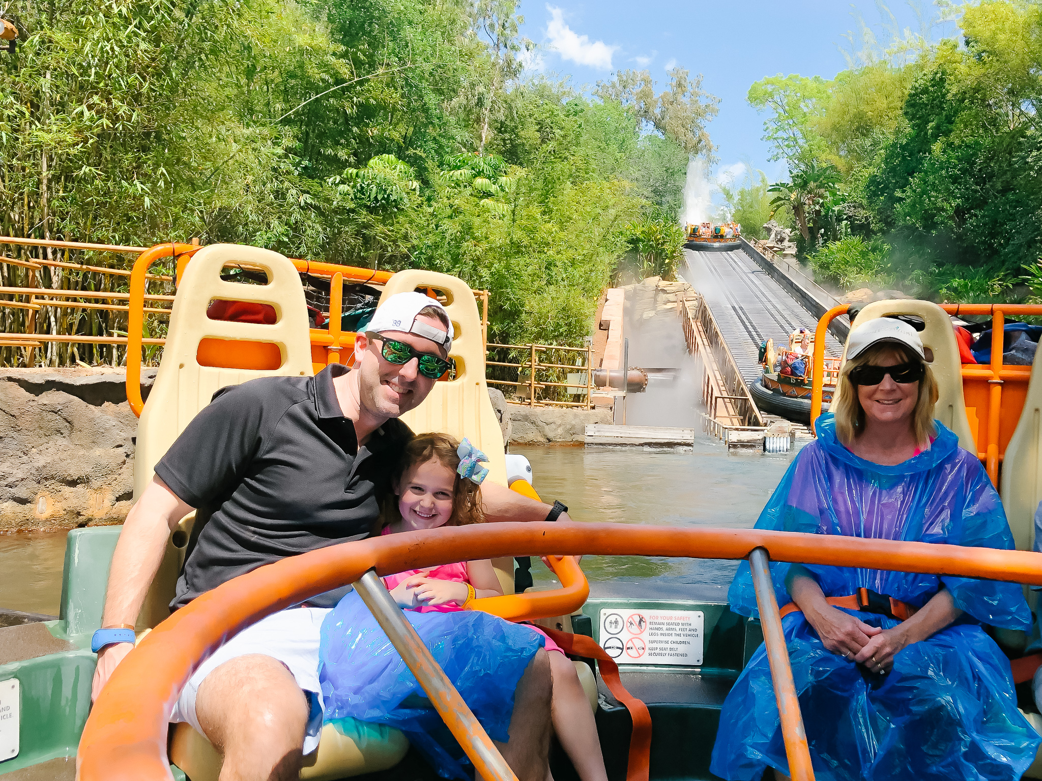 ride photo Disney World