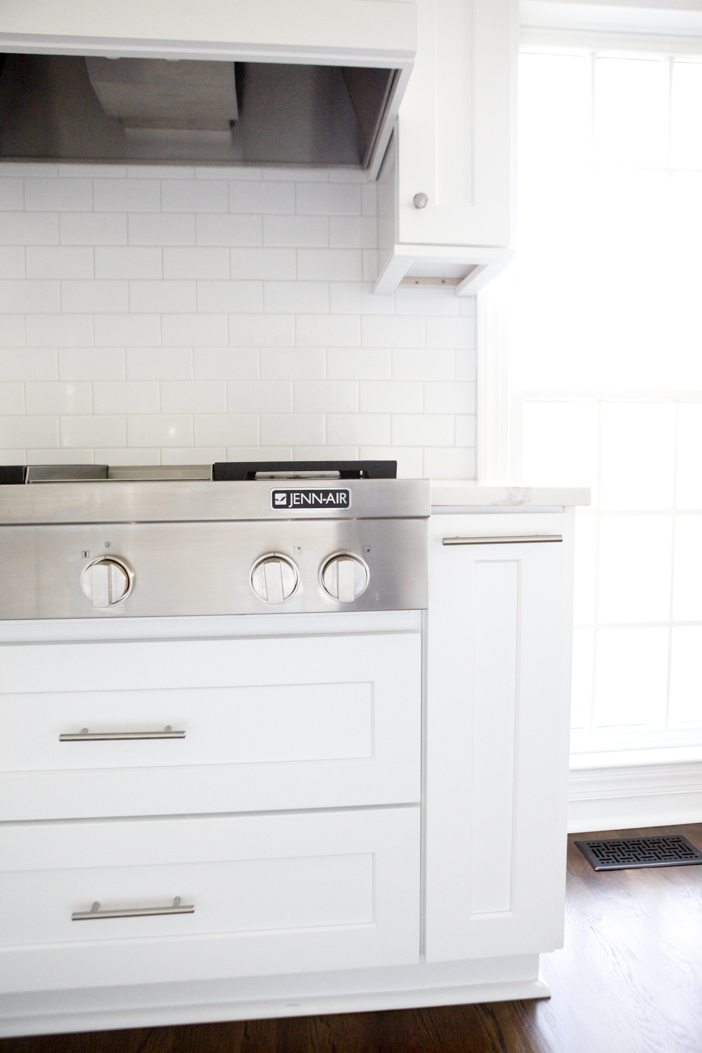 jenn-air stove top
