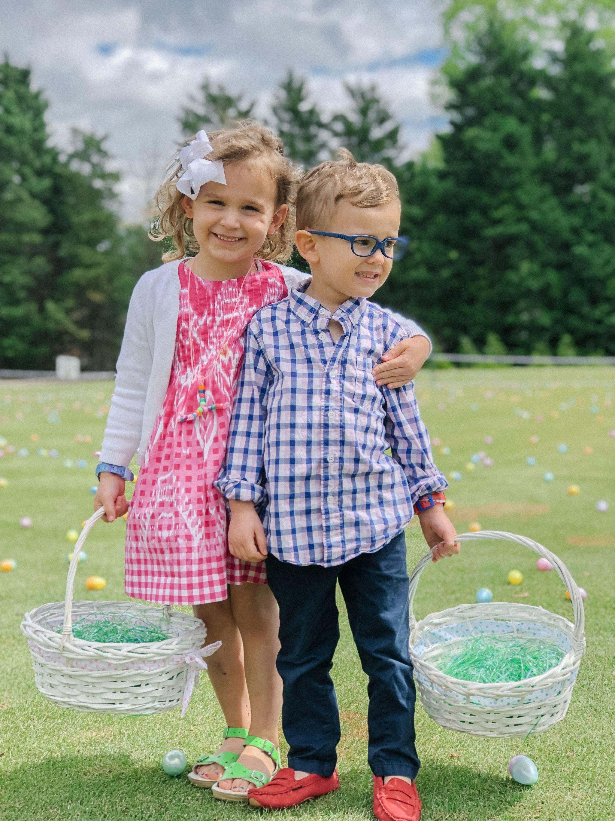Amazon Easter: Basket & Egg Fillers + Outfits