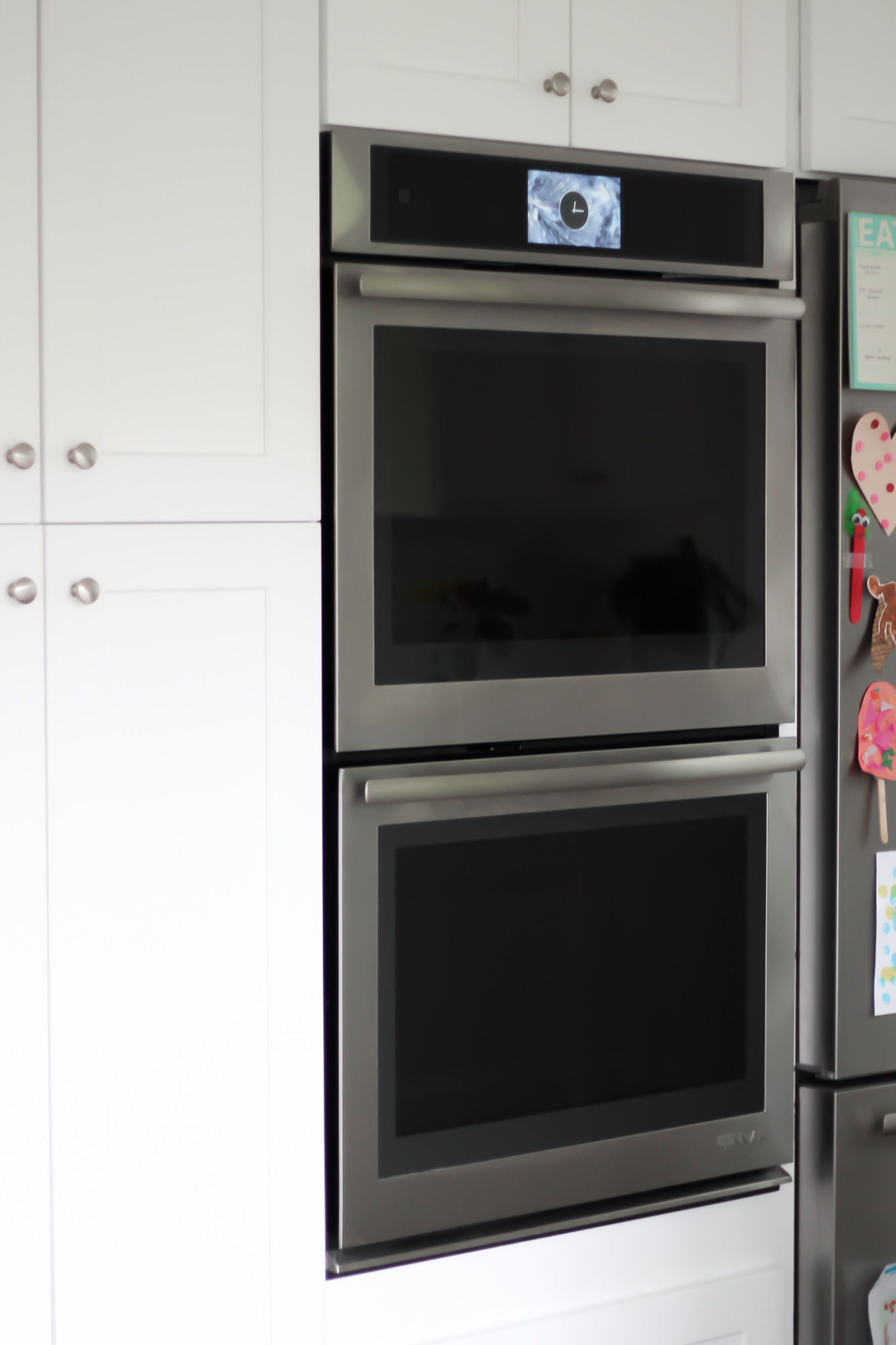 """Pro-Style® 30"""" Double Wall Oven with V2 Vertical Dual-Fan Convection System JennAir"""