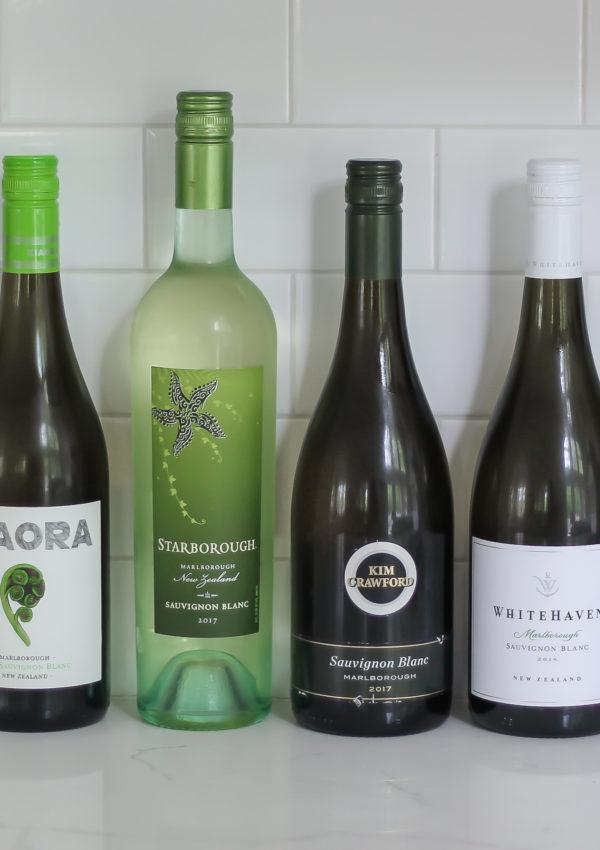 Sauvignon Blanc Wine Tasting