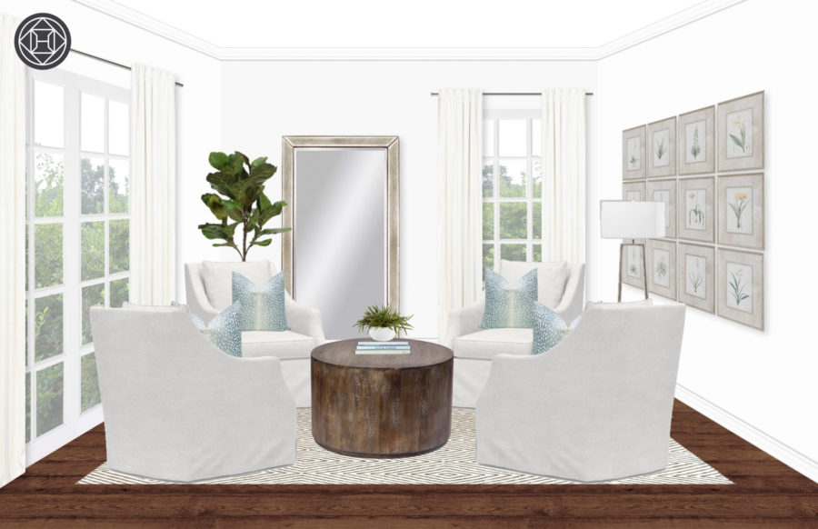 Design Plans: The Circle Room