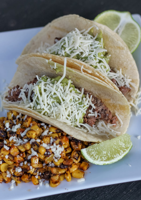 Fast Family Dinner: Trader Joe's Sirloin Tacos
