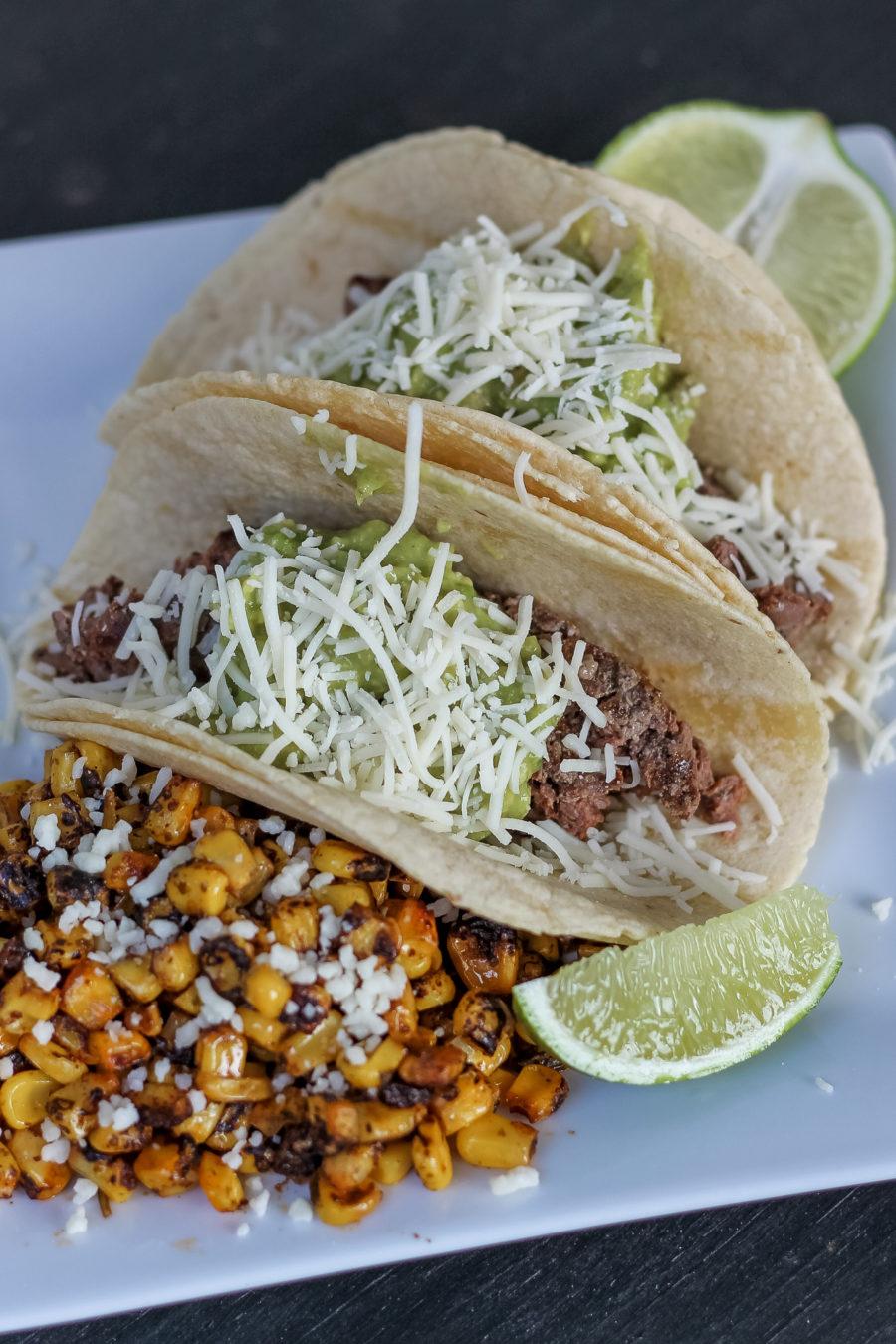 Fast Family Dinner: Trader Joe's Sirloin Tacos