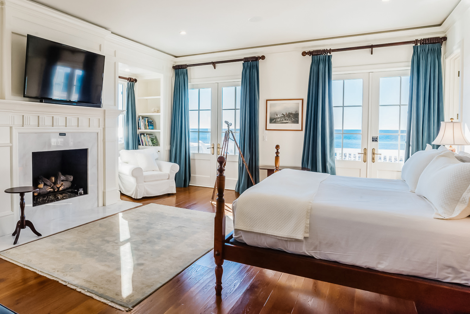 bedroom 30A Seagrove Vacation Home