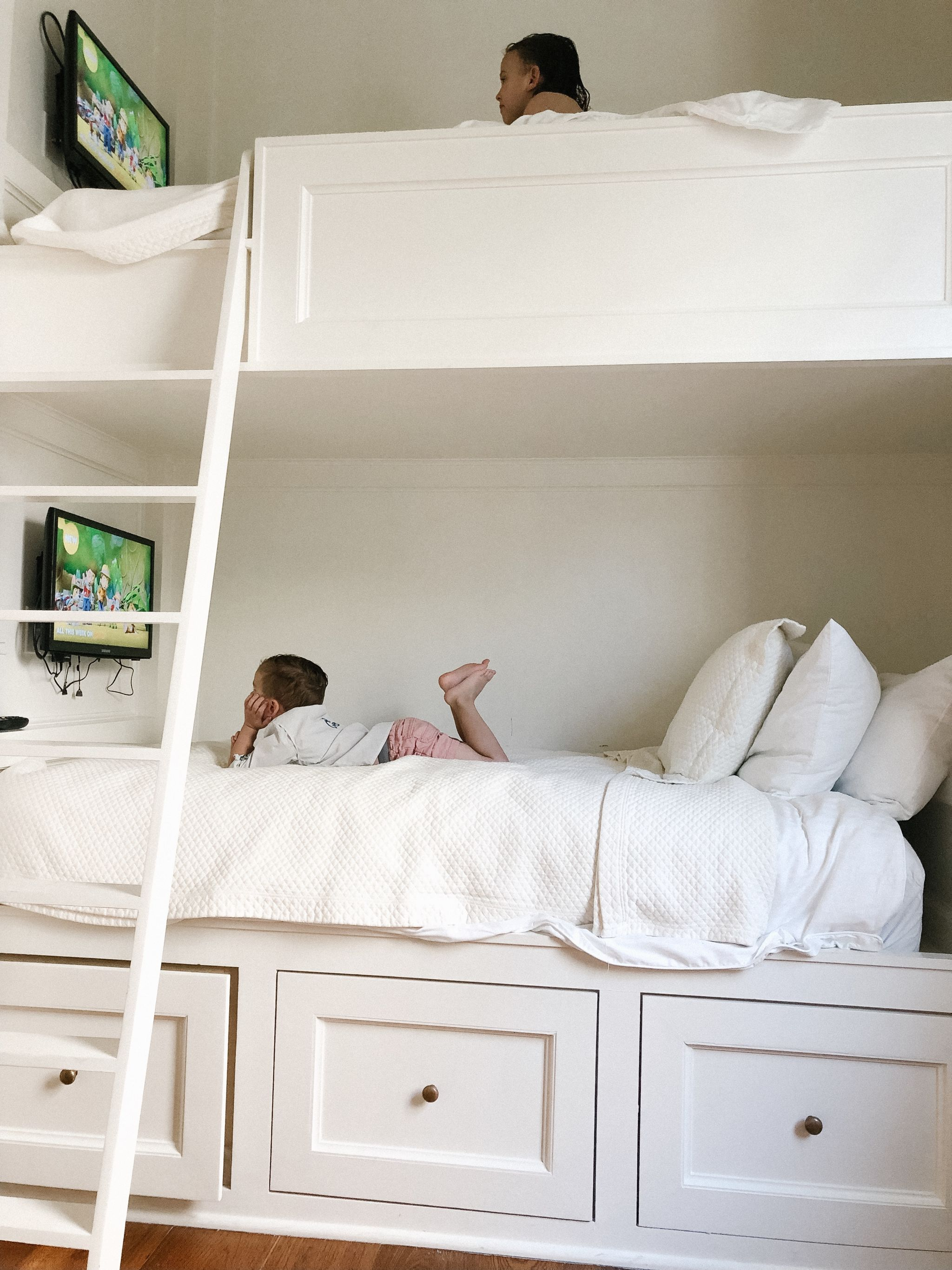 bunk beds 30A Seagrove Vacation Home