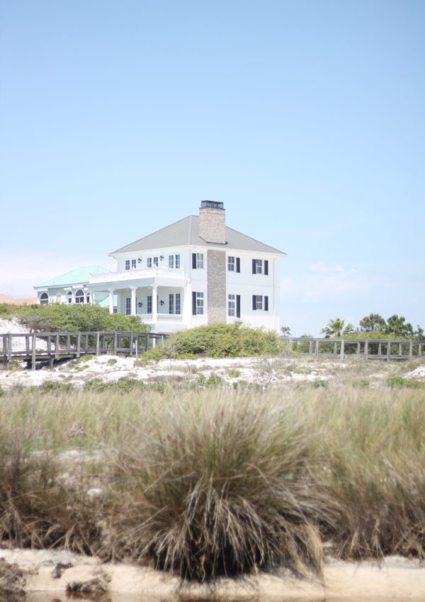 30A Seagrove Family Vacation Part 1: Our House