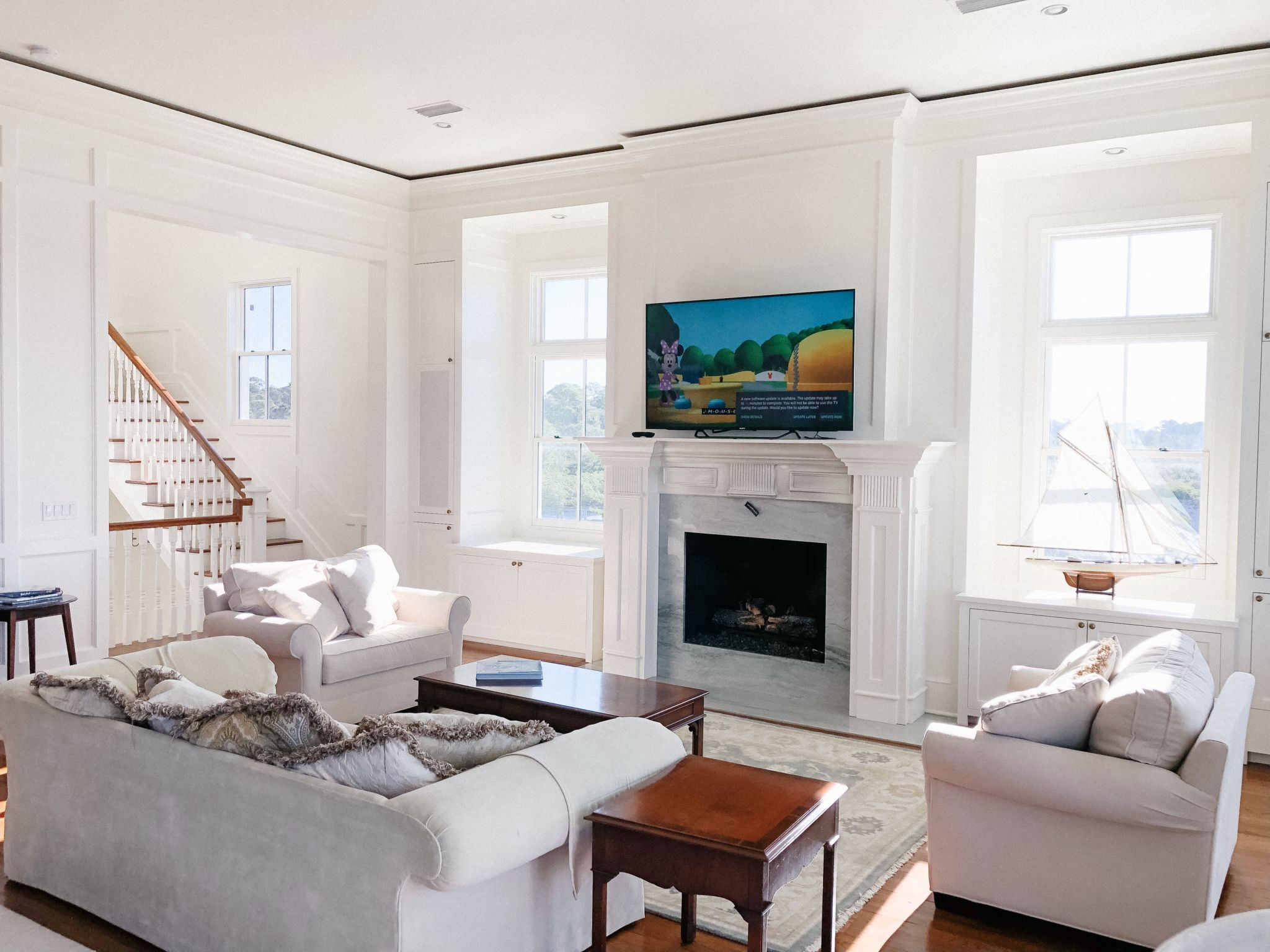 television 30A Seagrove Vacation Home