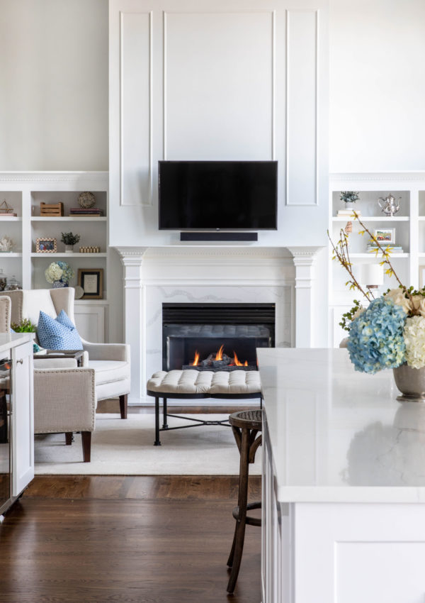 Home Tour: Family Room