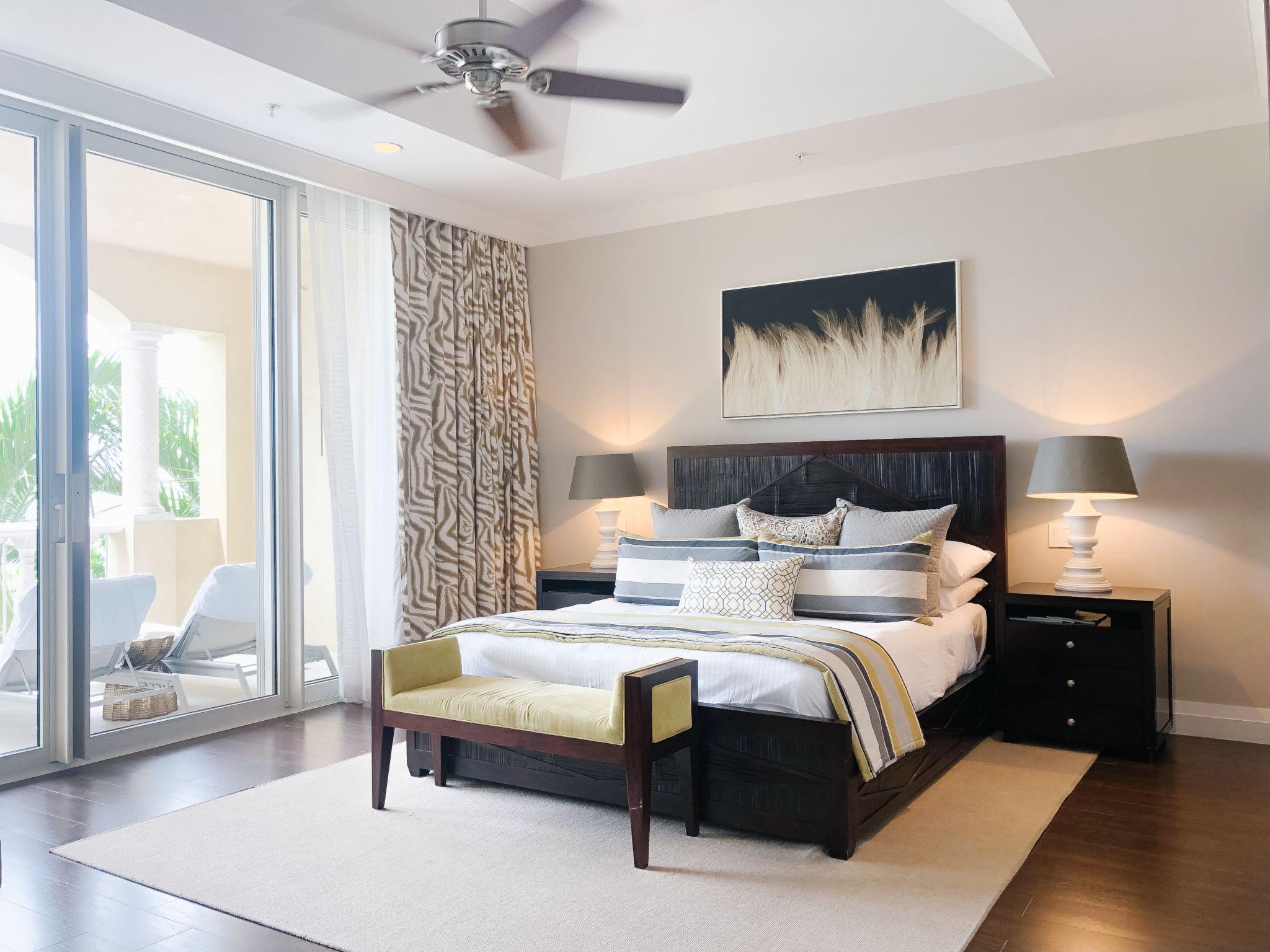 Grace Bay Club resort room
