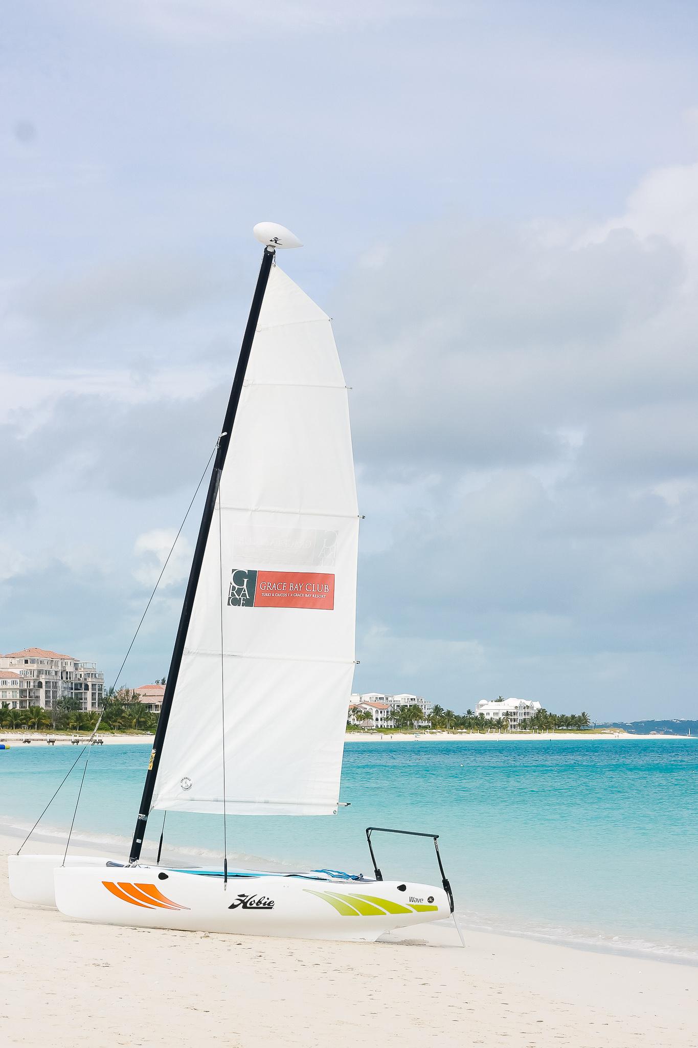 beach activities Turks & Caicos