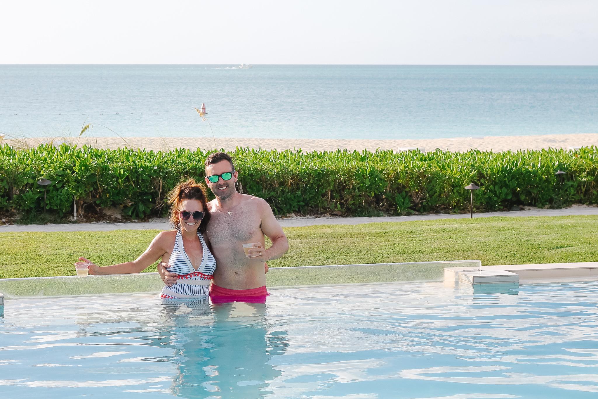 pool Grace Bay Club