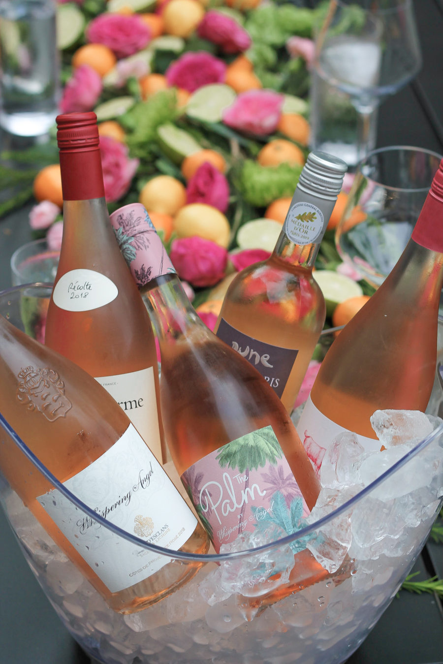 Ros 233 Wine Tasting Carolina Charm