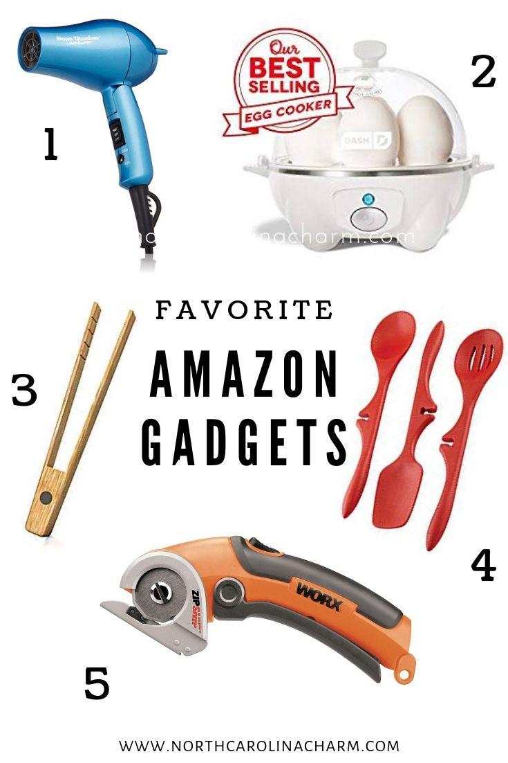 Recent Amazon Favorites (July & August)