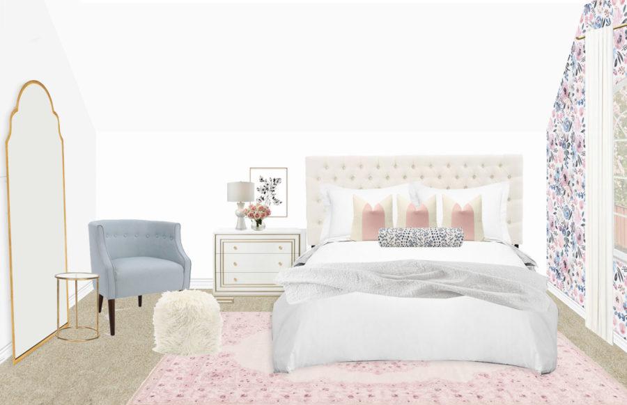 Design Plans: Caroline's Room