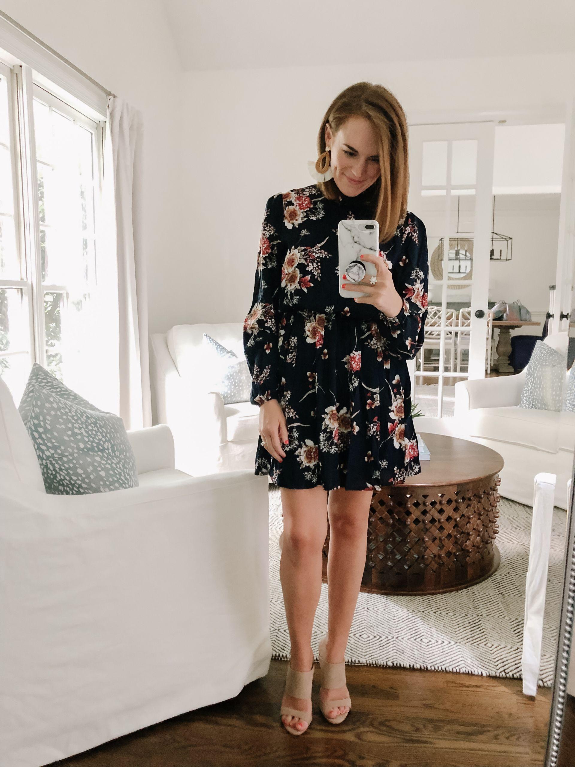 floral dress amazon