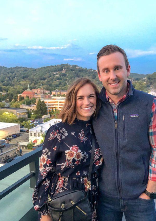 Surprise Asheville Trip