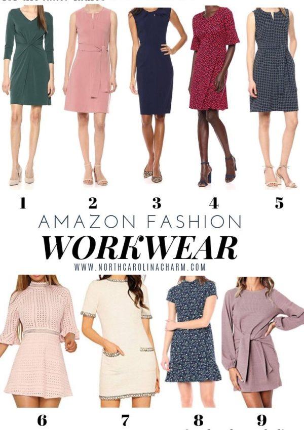 Amazon Fashion | Wear to Work Edition