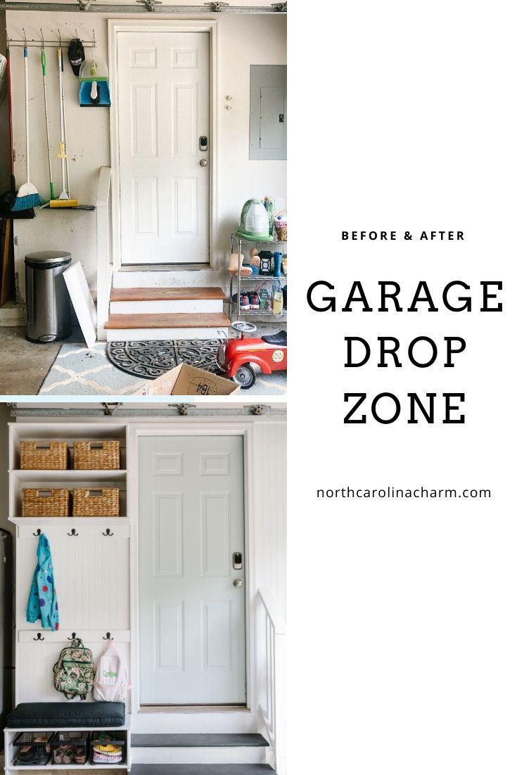 garage drop zone