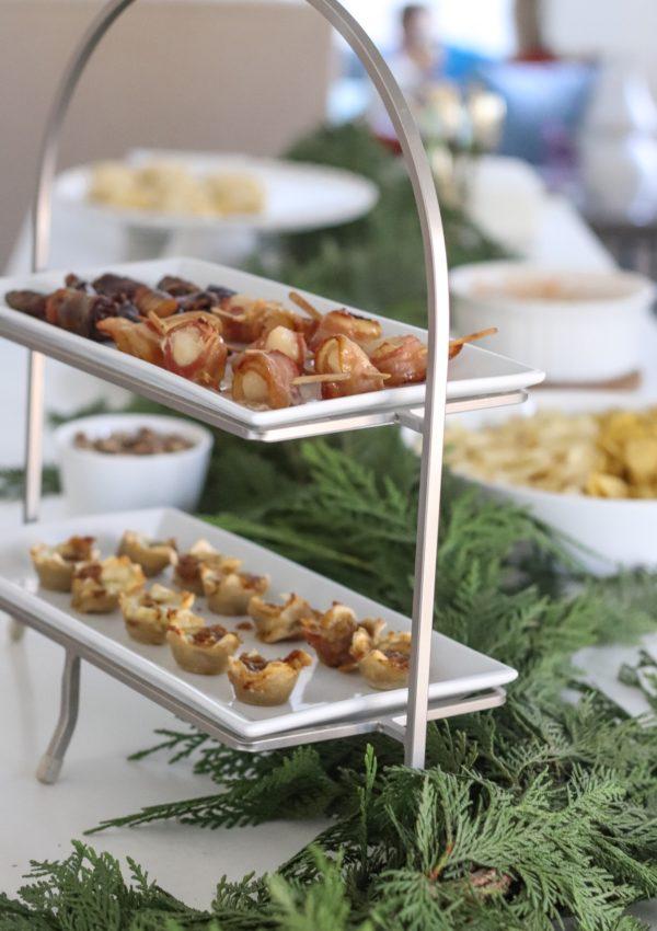Crowd Pleasing Trader Joe's Appetizers, Desserts + Charcuterie Boards