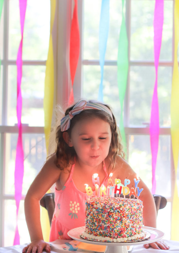 Caroline's 6th Birthday