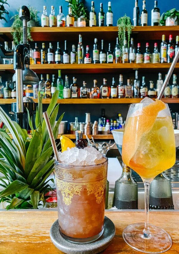Charlotte Date Night Recommendations | 20 Fun Restaurant Bar Seats