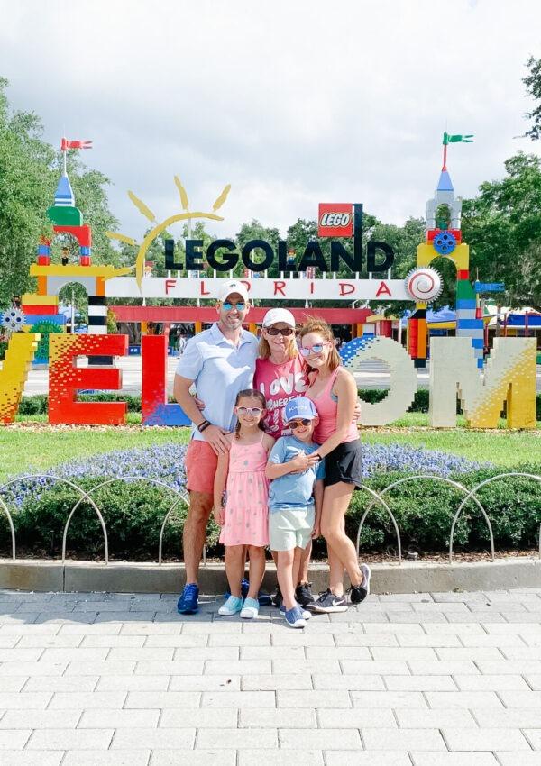 Our Florida Trip (Legoland, Gatorland & Volcano Bay)