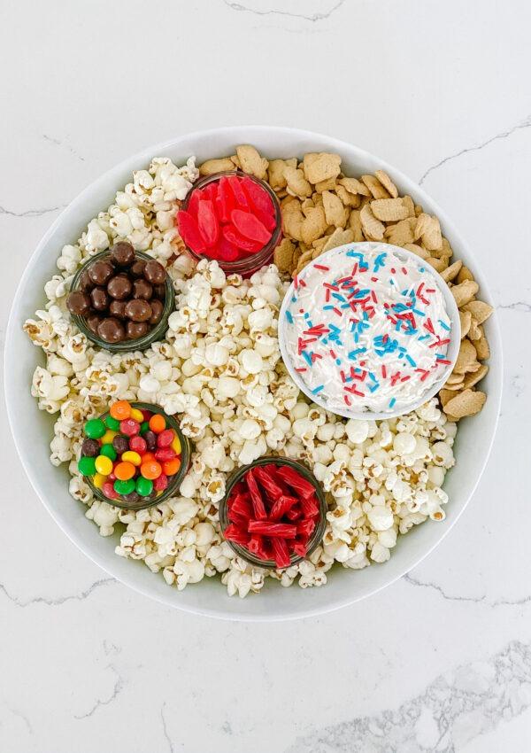 Movie Night Treat Platter