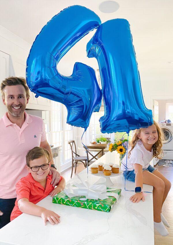 Matt's 41st Birthday!