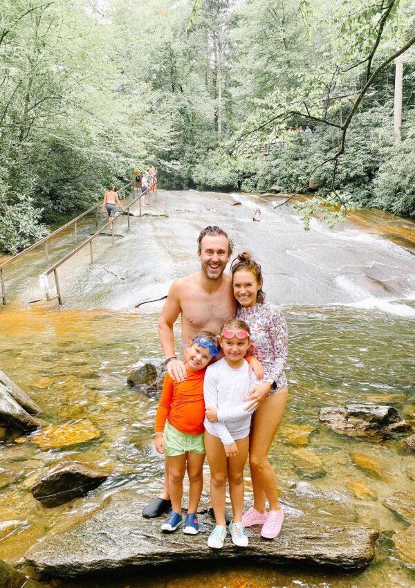 Asheville River Tubing & Pisgah Forest Sliding Rock