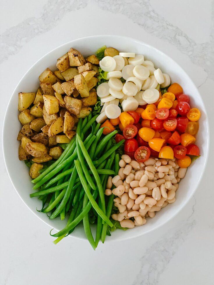Nicoise Salad (Vegan, Dairy-Free)