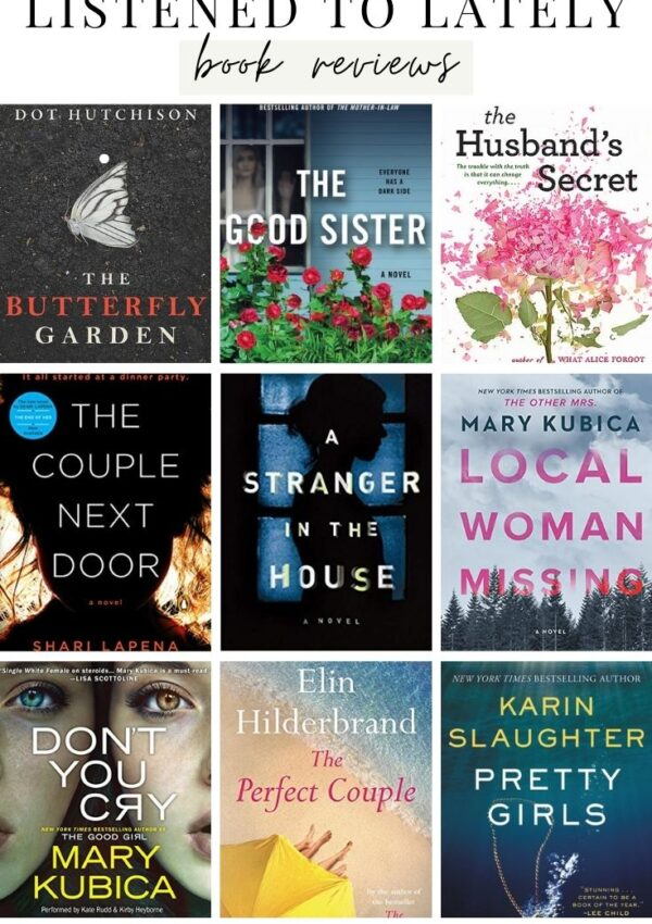 Listened To Lately: Audio Book Reviews