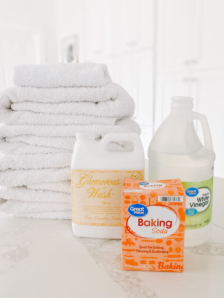 How to Deep Clean Towels - Laundry Stripping Hack