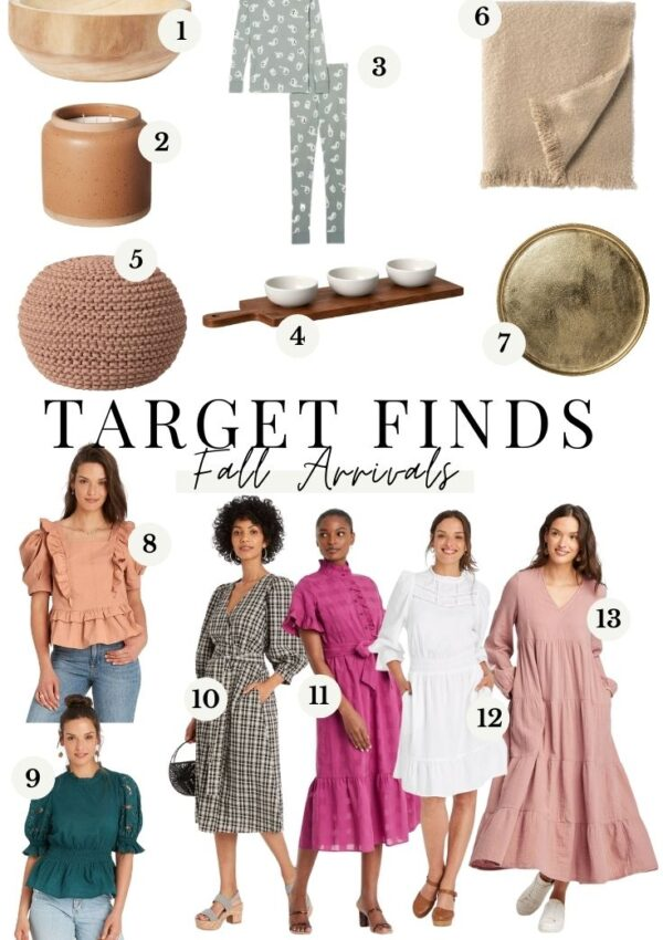 Target Fall Finds