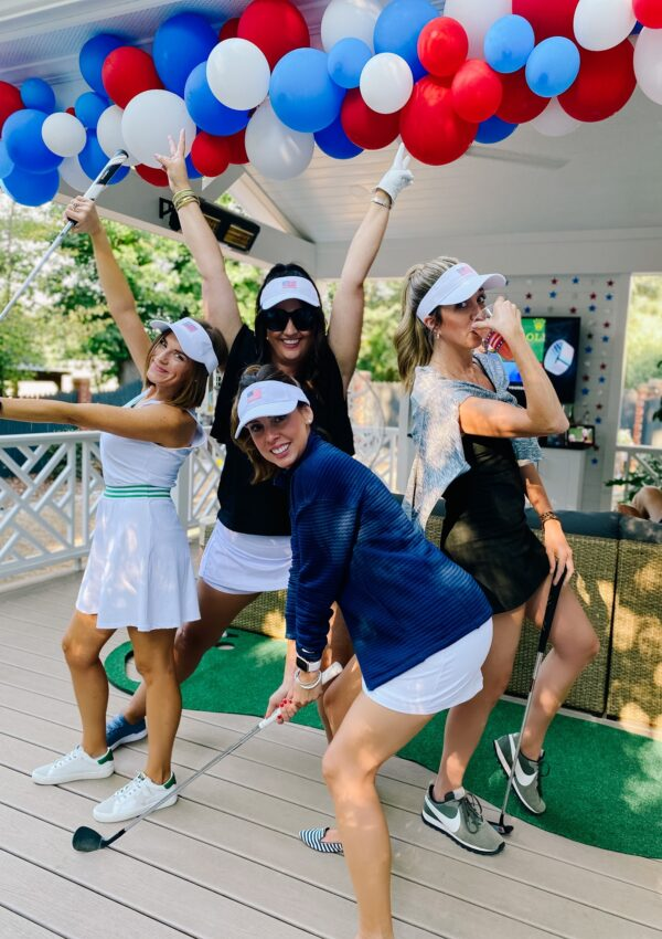 Ryder Cup Birthday Party